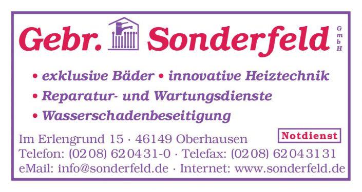 Sonderfeld